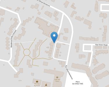 Adresse Caf du Nord - Point relais de Feignies