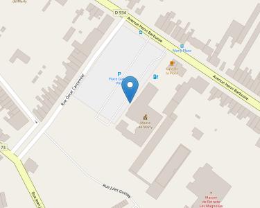 Adresse Caf du Nord - Point relais de Marly