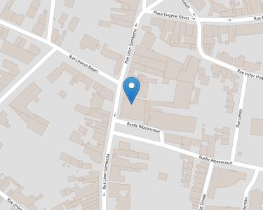 Adresse Caf du Nord - Accueil de Caudry