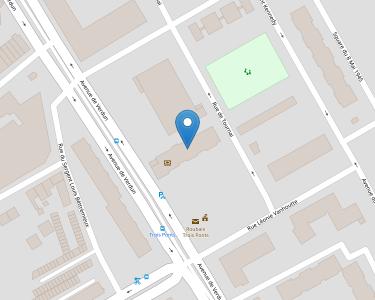 Adresse Caf du Nord -Point relais de Roubaix