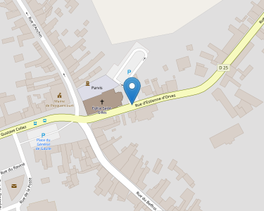 Adresse Caf du Nord - Point relais de Pecquencourt