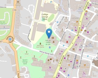 Adresse Caf de l'Indre - Point relais de La Châtre