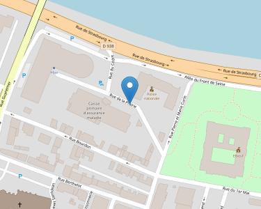 Adresse Caf de Seine-Maritime - Point relais d'Elbeuf