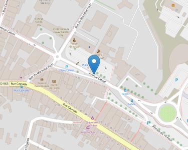 Adresse Caf de l'Aeyron - Point relais de Decazeille