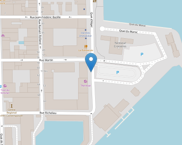 Adresse Caf de l'Hérault - Point relais de Sète