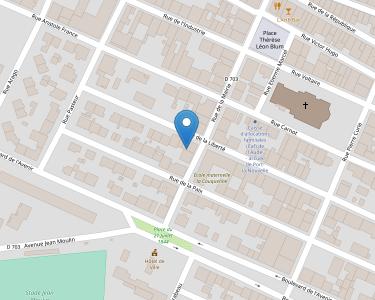 Adresse Caf de l'Aude - Point relais de Port-la-Nouelle