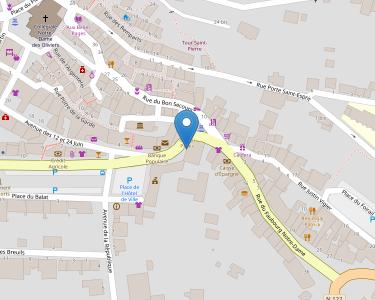 Adresse Caf du Cantal - Point relais de Murat