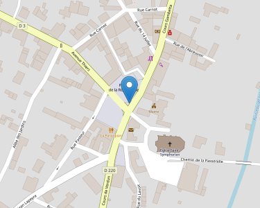 Adresse Caf de Gironde - Point relais de Saint-Symphorien