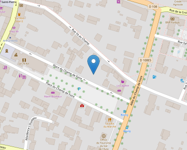 Adresse Caf de Gironde - Point relais de Salles