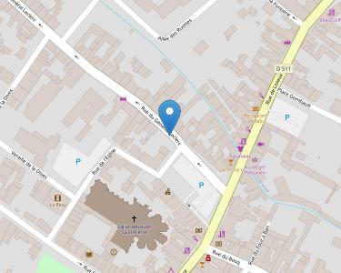 Adresse Caf du Calados - Accueil de Saint-Pierre-sur-Dies