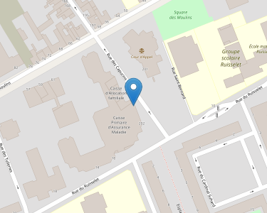 Adresse Caf de Marne - Siège de Reims