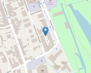 Adresse Caf de l'Isère - Point relais de Vizille