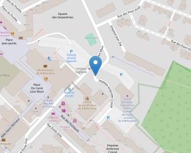 Adresse Caf de l'Isère - Accueil de Villefontaine