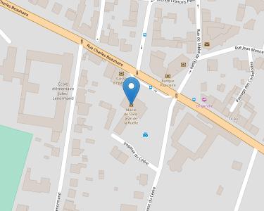 Adresse CPAM du Loiret - accueil de Saint-Jean-de-la-Ruelle