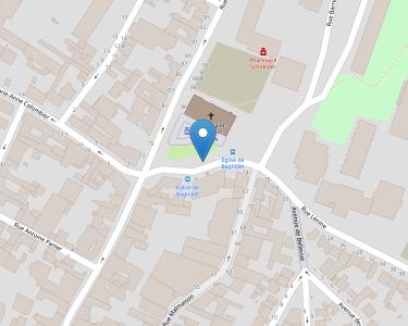 Adresse CPAM de Seine-Saint-Denis - accueil de Bagnolet