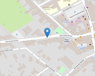 Adresse CPAM de l'Ain - accueil d'Ambérieu-en-Bugey