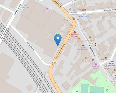 Adresse CPAM du Val-de-Marne - accueil de Charenton-le-Pont