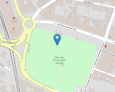Adresse CPAM de Loire - accueil de Roanne