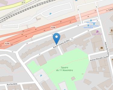 Adresse CPAM de Loire - accueil de Firminy