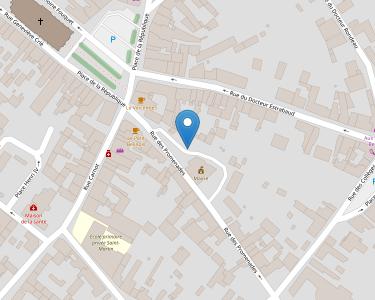 Adresse CPAM de la Sarthe - accueil d'Écommoy