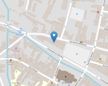 Adresse CPAM de Sarthe - accueil de La Ferté-Bernard