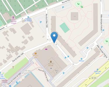 Adresse CPAM des Hauts-de-Seine - accueil de Nanterre