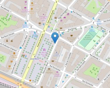 Adresse CPAM du Rhône - accueil de Lyon - 7e arrondissement