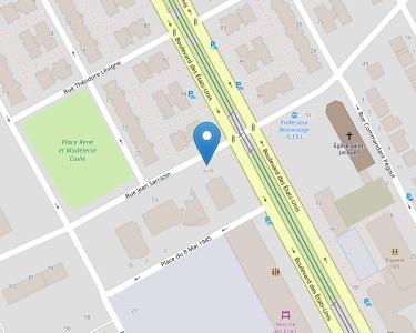 Adresse CPAM du Rhône - accueil de Lyon - 8e arrondissement