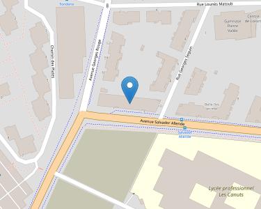 Adresse CPAM du Rhône - accueil de Vaulx-en-Velin