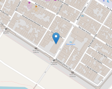 Adresse CPAM du Gard - accueil d'Aigues-Mortes