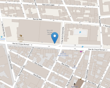 Adresse CPAM du Gard - accueil de Nîmes - Centre