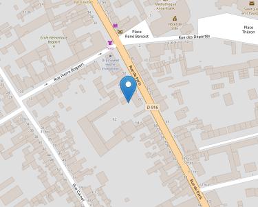 Adresse CPAM de l'Oise - accueil de Saint-Just-en-Chaussée