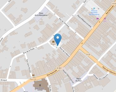 Adresse CPAM du Gers - accueil de Nogaro