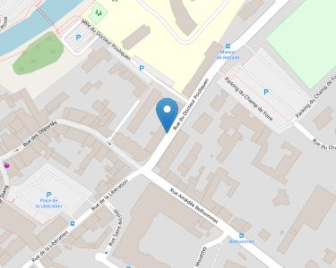 Adresse CPAM du Finistère - accueil de Landerneau