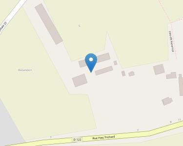 Adresse CPAM du Finistère - accueil de Concarneau