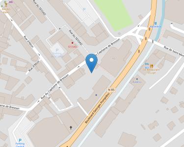 Adresse CPAM des Hautes-Alpes - siège de Gap