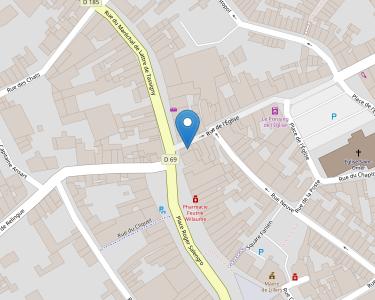 Adresse CPAM de l'Artois - accueil de Lillers