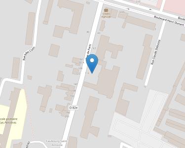 Adresse CPAM de Saône-et-Loire - siège de Mâcon