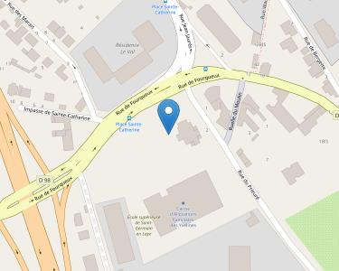 Adresse CPAM des Yelines - accueil de Saint-Germain-en-Laye