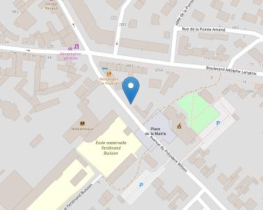 Adresse CPAM des Yelines - accueil de Limay