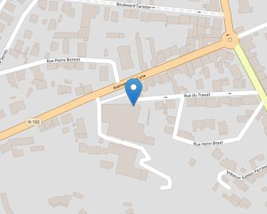 Adresse CPAM d'Ardèche - accueil du Teil