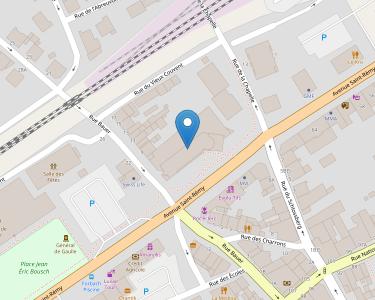 Adresse CPAM de Moselle - accueil de Forbach