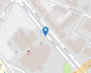 Adresse CPAM de Moselle - accueil de Thionille