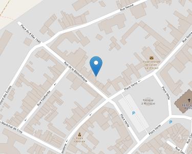 Adresse CPAM du Hainaut - accueil de Condé-sur-l'Escaut