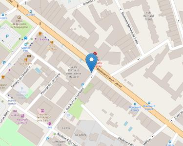 Adresse CPAM du Var - accueil de Draguignan