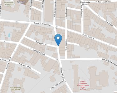 Adresse CPAM de l'Hérault - accueil d'Agde