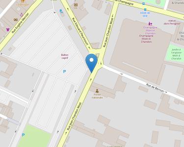 Adresse CPAM de Marne - accueil d'Épernay