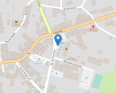 Adresse Caf de l'Ain - MSAP Neuille-Les-Dames