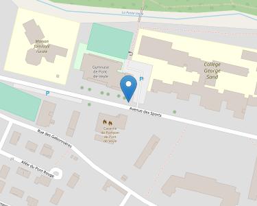 Adresse Caf de l'Ain - MSAP Pont-de-Veyle