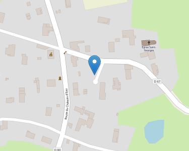 Adresse Caf de l'Ain - MSAP Saint-Georges de Renon